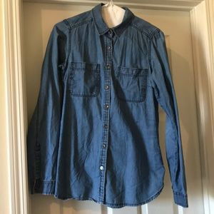 Forever 21 Jeans button up